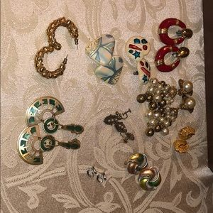 Jewelry - Authentic Vintage earrings